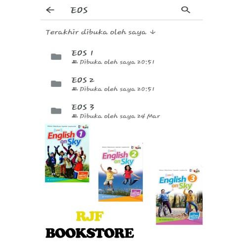 Jual Kunci Jawaban English On Sky Smp K13n Kelas 1 3 Penerbit Erlangga Jakarta Timur Rjfstore Tokopedia