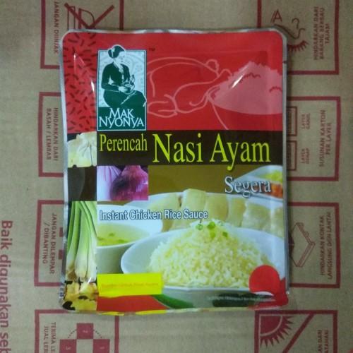 Foto Produk Mak Nyonya Instant Chicken Rice Sauce 100g dari cubeecubee