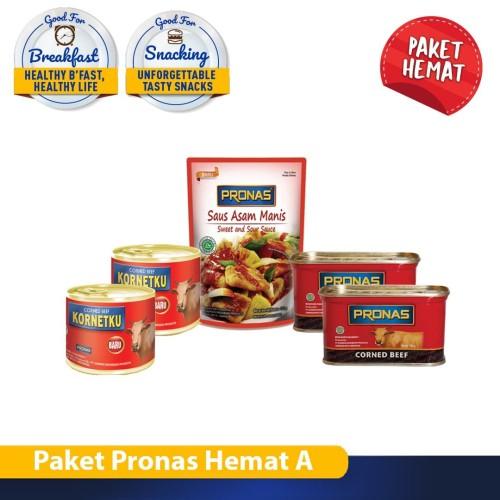 Foto Produk PRONAS PAKET SUPER HEMAT bundling 5 pcs dari Pronas Official Store