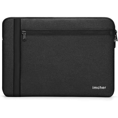 Foto Produk Tas Laptop Sleeve Case Thick Padding Macbook Air/Pro 13 inch Retina - Hitam dari gudanggadget14