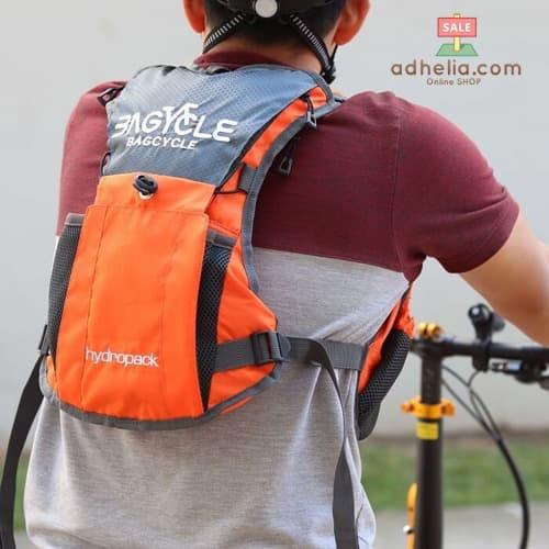 Foto Produk Tas Sepeda Trendy / Tas Hydropack - BAGCYCLE dari adhelia Online SHOP