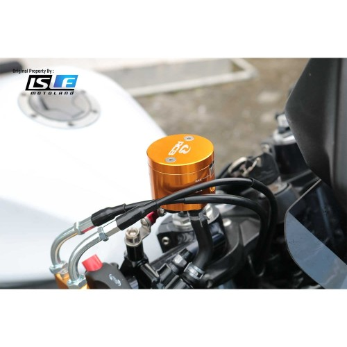 Foto Produk Fluid Tank / Tabung Minyak Rem Racing Boy Universal dari Candi Motor