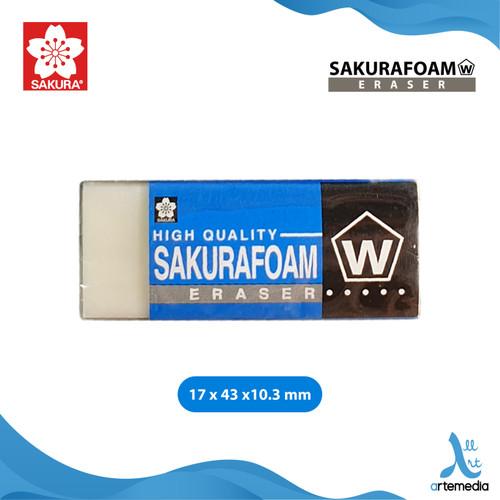 Foto Produk Sakura Foam Eraser - 17 x 43 x 10.3 dari Artemedia Shop