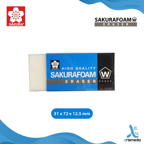 Foto Produk Sakura Foam Eraser - 31 x 72 x 12.5 dari Artemedia Shop