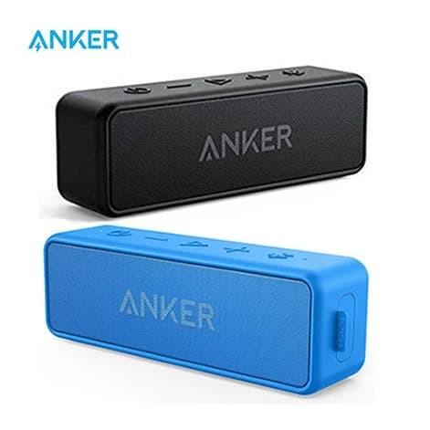 Foto Produk ANKER SoundCore 2 Bluetooth 5.0 IPX7 Portable Wireless Speaker A3105 dari Joeff Shop