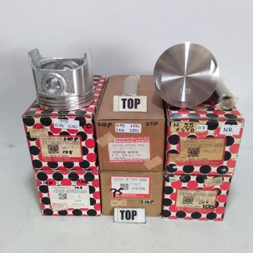 Foto Produk Piston set Seher Daihatsu Hijet 55 S10P dari Top Onderdil