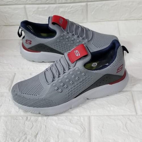 Foto Produk Sepatu Skechers pria NEW INGRAM Sz40-44 dari vidacros