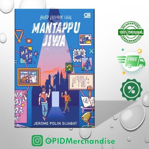 Foto Produk Buku Mantappu Jiwa (Buku Latihan Soal), Jerome Polin Sijabat dari OPID Merchandise