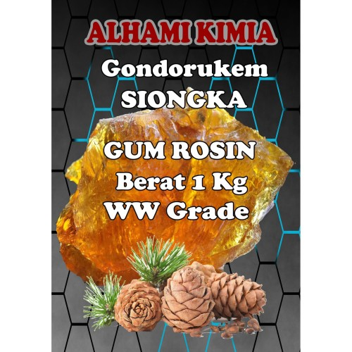 Foto Produk Gum Rosin # Gondorukem#siongka dari alhami