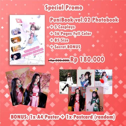Foto Produk PuniBook Vol.02 dari Punipun Store