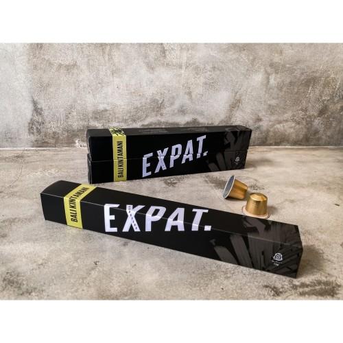 """Foto Produk Expat Roasters """"Bali Kintamani"""" Nespresso Compatible Coffee Capsule dari Expat. Roasters"""