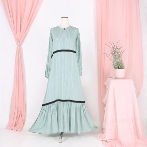Foto Produk Nafashakila Kaimma Salur Home Dress - Cokelat dari nafashakila