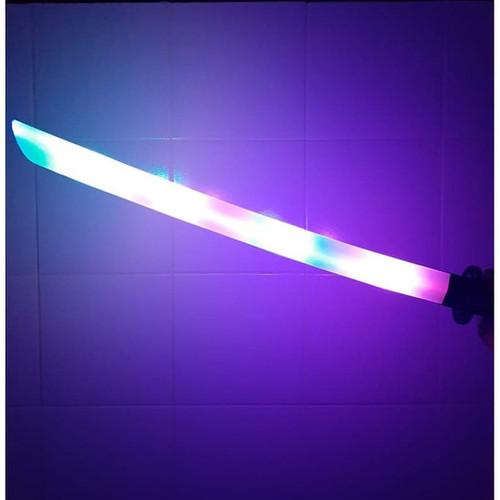 Foto Produk Katana / Samurai Lampu Mainan Pedang Cosplay - M dari Masa Kecil Hepi