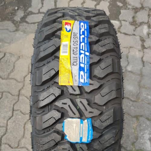 Foto Produk Peket Velg dan Ban Mobil Ballistic Ring 20 bisa buat Pajero / Fortuner dari AngRis