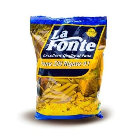 Foto Produk La Fonte All Variant - Spaghetti / Penneziti / Fettucini - Penne dari JS TOKO ONLINE