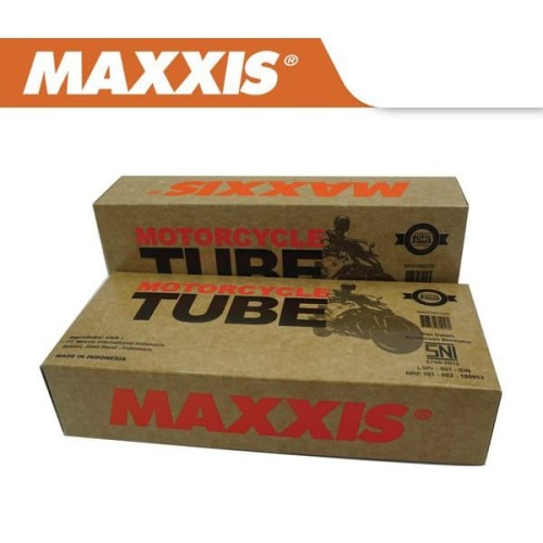 Foto Produk Ban Dalam Sepeda Motor Maxxis - R14 - 2.50 x 2.75 dari BlurayshopHD