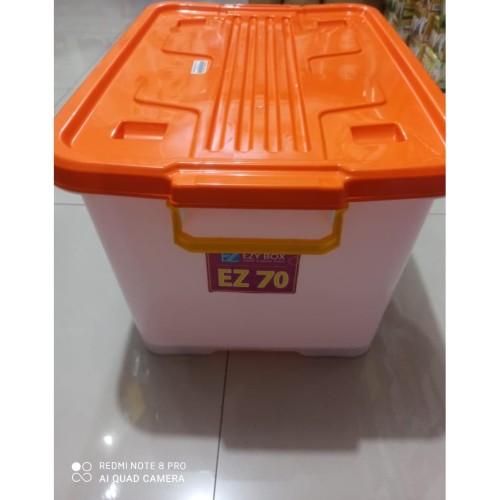 Foto Produk Container Box Ezy uk 70 liter ( Khusus Go Send ) dari Gold Tj Online
