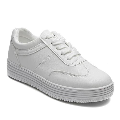 Foto Produk PVN Sepatu Sneakers Wanita Sport Shoes 288 - white, 40 dari PVN Official Store