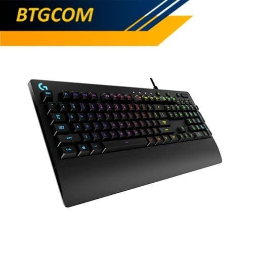 Foto Produk Logitech G213 Prodigy RGB Backlight/Backlit Gaming Keyboard dari BTGCOM