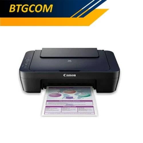 Foto Produk Canon PIXMA E410 All In One Print Scan Copy AIO PSC E 410 Printer dari BTGCOM