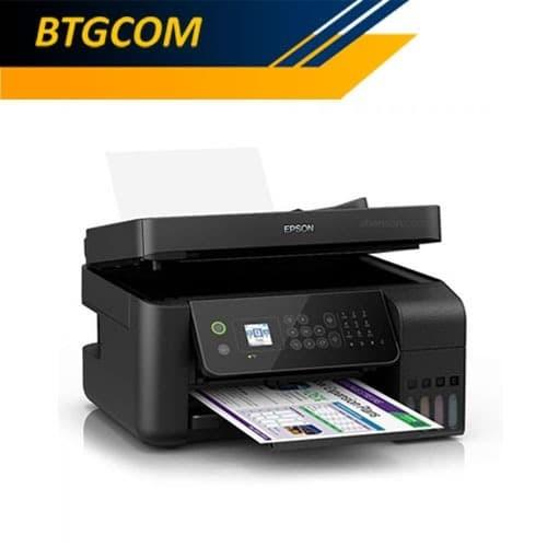 Foto Produk Epson L5190 WiFi All In One Print Scan Copy Fax AIO PSC L 5190 Printer dari BTGCOM