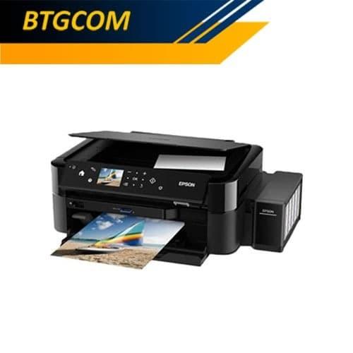 Foto Produk Epson L850 All In One Print Scan Copy AIO PSC L 850 Photo Printer dari BTGCOM