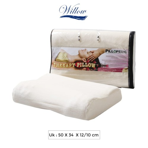Foto Produk Bantal Memory Foam Terapi / Willow Pillopedic Therapy dari Willow Pillow