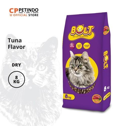 Foto Produk CPPETINDO Bolt Tuna Cat Food - 8 Kg dari CPPETINDO