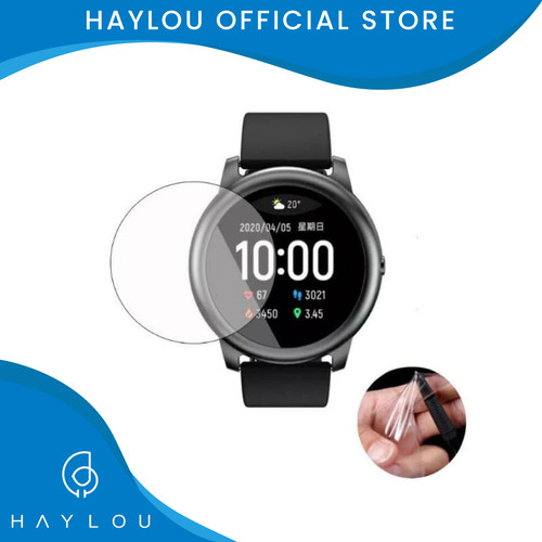 Foto Produk Screen Protector for Haylou Solar LS05 Smart Watch dari Haylou official store