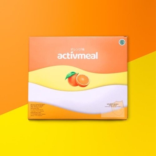 Foto Produk Activmeal Multivitamin Immune 20 Sachet Vitamin Pureway C Glutathione dari Suplemen Fitness Murah