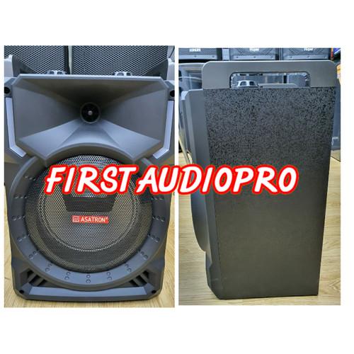 Foto Produk HT 8868 ROCK Speaker Portable Meeting Wireless Asatron 8 Inch dari First Audio Pro