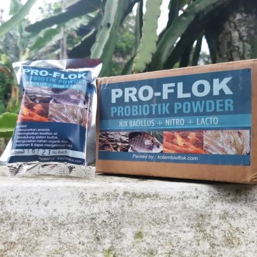 Foto Produk PROFLOK Probiotik Ikan Budidaya (Kolam BioFlok) dari Digital Baca