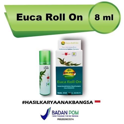 Foto Produk Euca Roll On dari CAP LANG OFFICIAL STORE