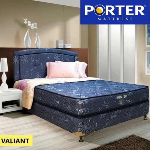 Foto Produk Kasur Springbed PORTER - VALIANT Bonnel Spring - 120 x 200 dari PORTER Mattress