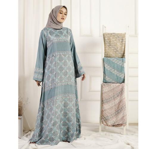 Foto Produk Gaun Lilyana MK dari Qonita Batik Official