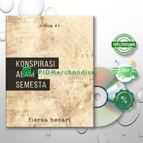 Foto Produk Buku Novel KONSPIRASI ALAM SEMESTA by Fiersa Besari (Free CD Album) dari OPID Merchandise