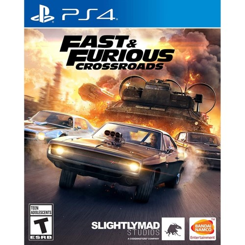 Foto Produk Fast & Furious Crossroads Reg 3 - PS4 dari GAMELAND