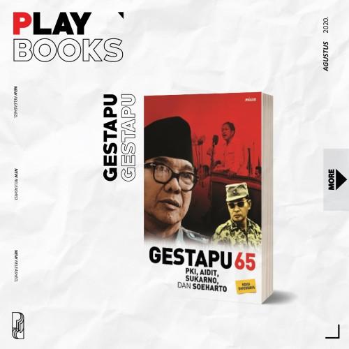 Foto Produk Buku GESTAPU 65: PKII, AIDIIT, SUKARNO, DAN SOEHARTO -SALIM SAID- dari Play Books