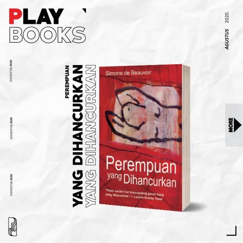 Foto Produk Novel Perempuan Yang Dihancurkan - Simone de Beauvoir - dari Play Books