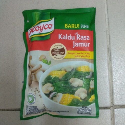 Foto Produk Royco Kaldu Rasa Jamur 170g dari cubeecubee