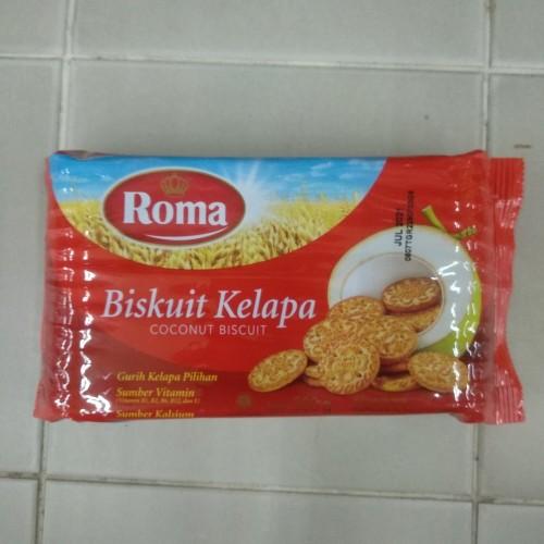 Foto Produk Roma Biskuit Kelapa 300g dari cubeecubee