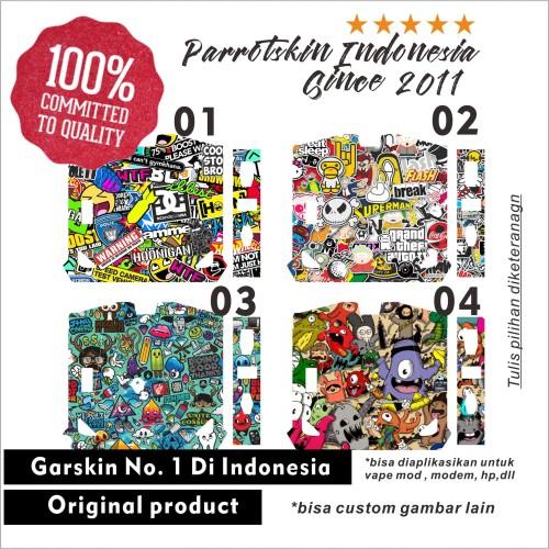 Foto Produk Garskin skin protector Aegis boost doodle editon dari Parrotskin Indonesia