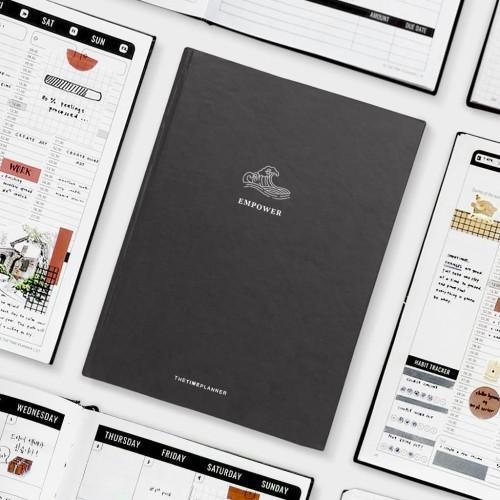 Foto Produk Beginner Planner 180 - Buku Agenda/ Jurnal dan Notebook - A5 dari The Time Planner