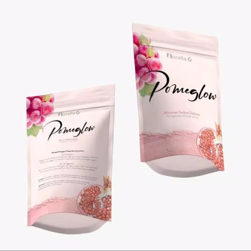 Foto Produk Pomeglow collagen Mischella G series isi 18 satchet dari Koreanholicshop