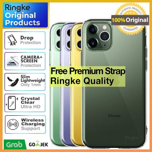 Foto Produk Original Ringke Air Case iPhone 11 Pro Max / 11 Pro / 11 - Casing - Clear, iPhone 11Pro dari GadgetLifestyle Official