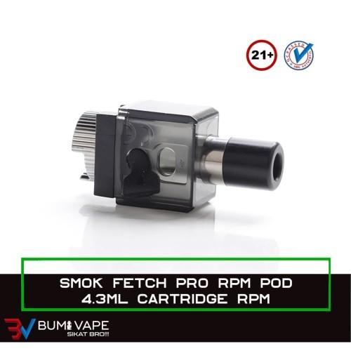 Foto Produk NEW!!! FETCH PRO 4.3ML C4RTRIDGE RPM dari bumivape