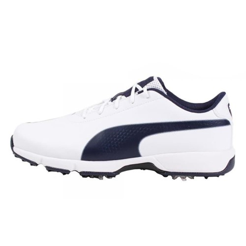 Foto Produk Puma Golf Men Drive Cleated Classic Shoes-19060705 - 8 dari Puma Official Store