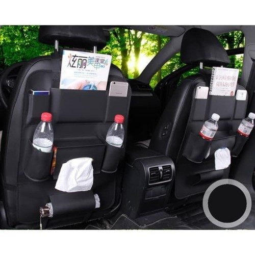 Foto Produk Car Seat Organizer Elegan / Tas Mobil Serbaguna / Back Seat Organizer dari Prima Supplier