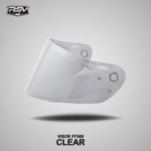 Foto Produk VISOR FF500 CLEAR & DARKSMOKE - CLEAR dari RSV Helmet Official