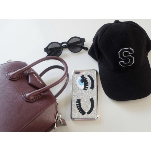 Foto Produk CASE CASING IPHONE 6/6S/7/8 CHIARA FERAGGNI BRAND MEWAH HARGA MURMER dari BANDAR AKSESORIS